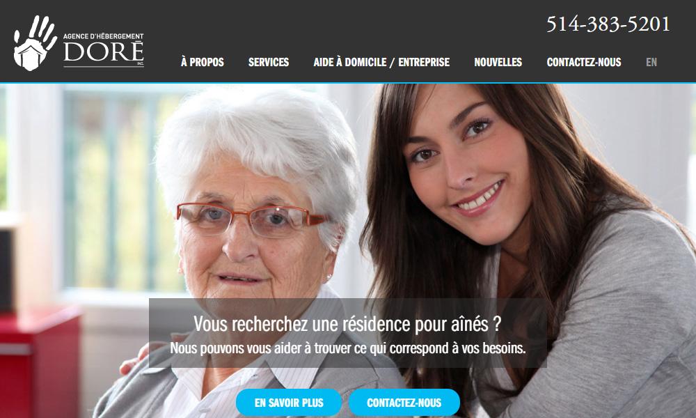 Agence d'Hébergement Doré