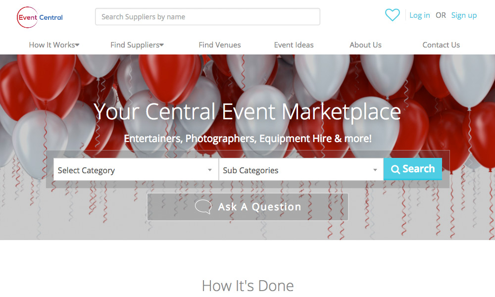 Event Central | The Event Management Hub