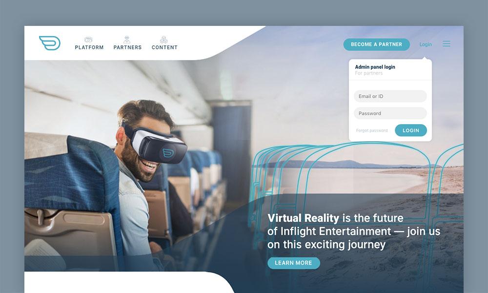 Inflight VR