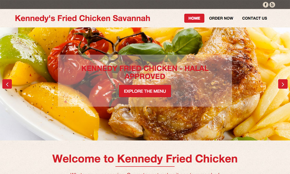 Kennedy's Fried Chicken Savannah