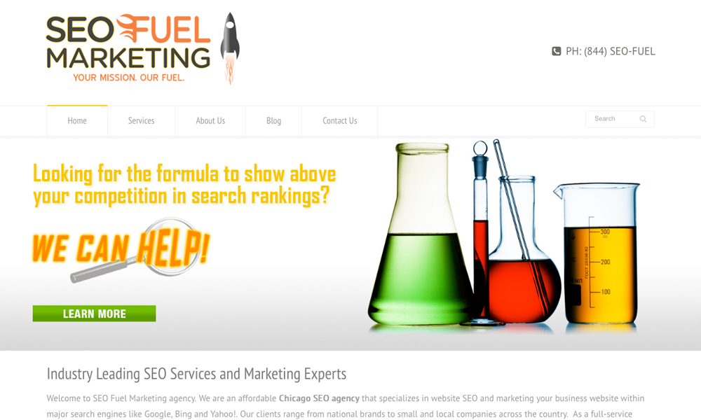 SEO Fuel Marketing Agency