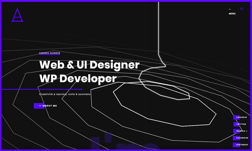 Web & UI Designer WP Developer
