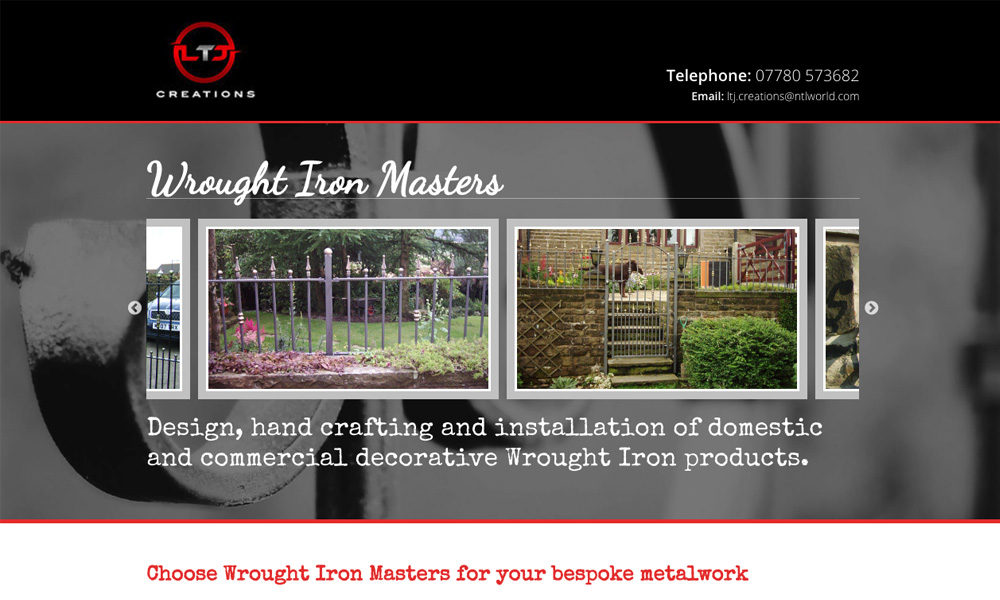 Wrought Iron Masters