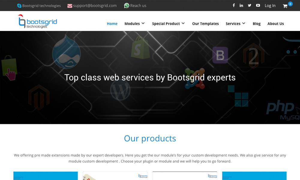 Bootsgrid Technologies
