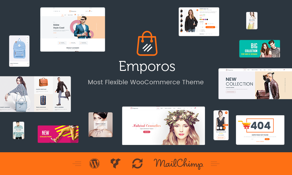 Emporos - Responsive WooCommerce Theme