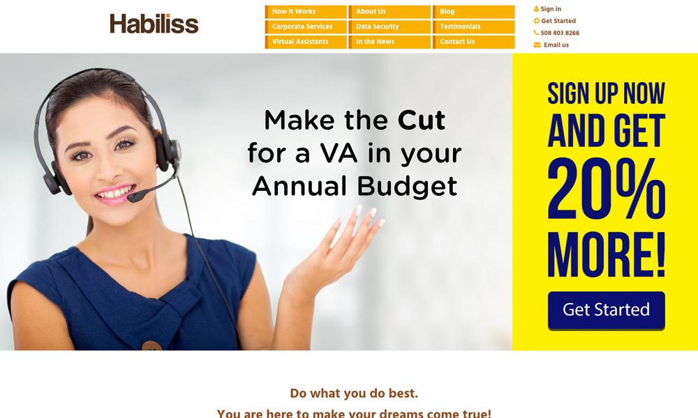 Habiliss Virtual Assistant Services