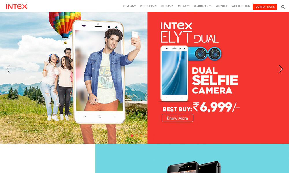 Intex Technologies
