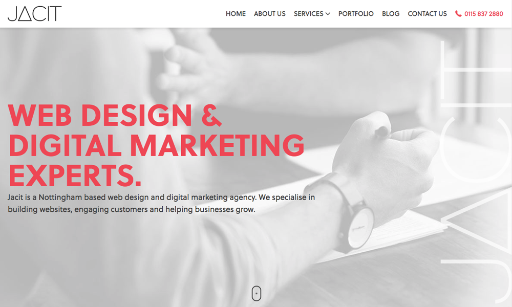 Jact Web Design