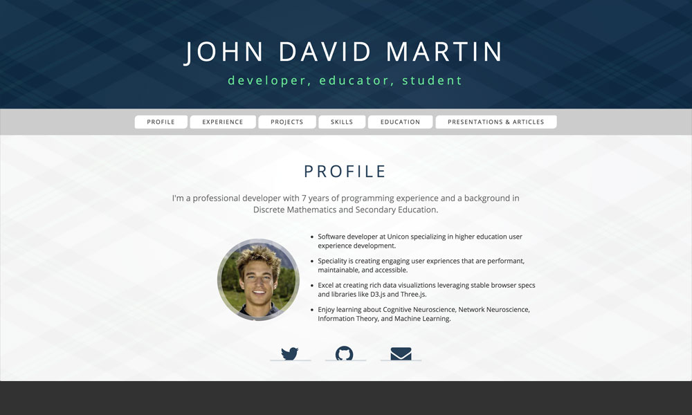 John David Martin
