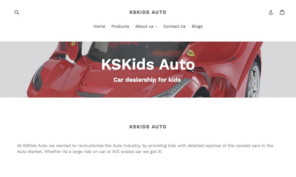 KSKIDS AUTO