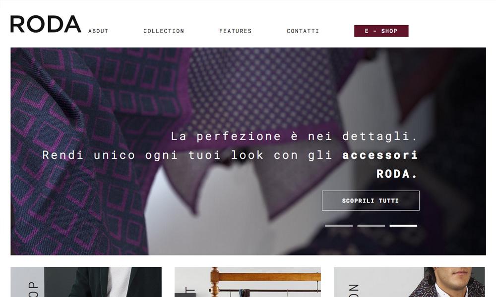 Luca Roda E-shop
