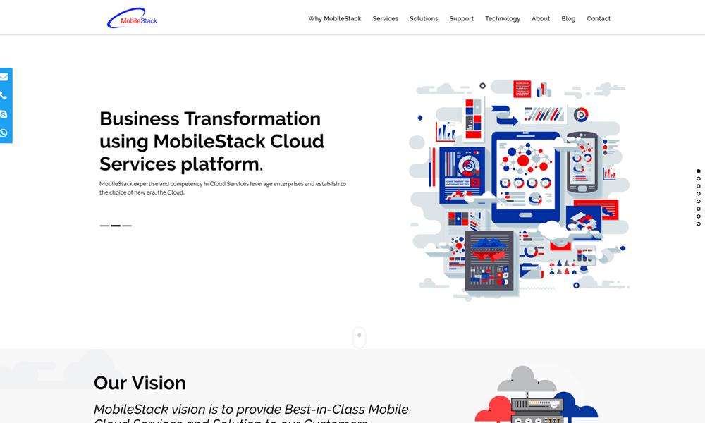 Mobilestack Inc