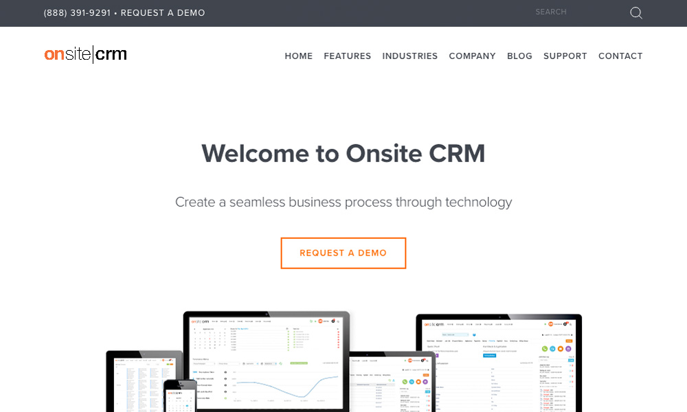 Onsite CRM