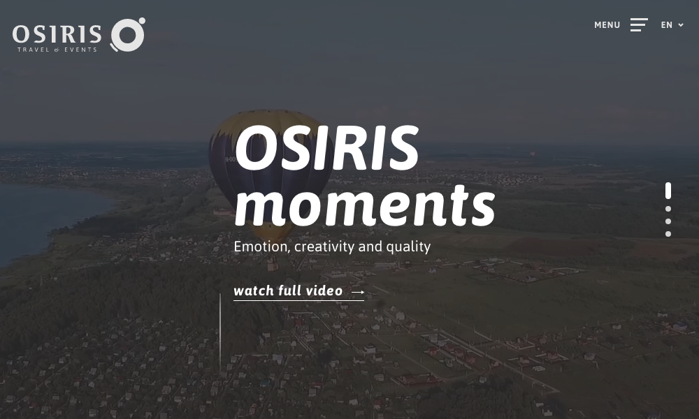 Osiris Travel and Events