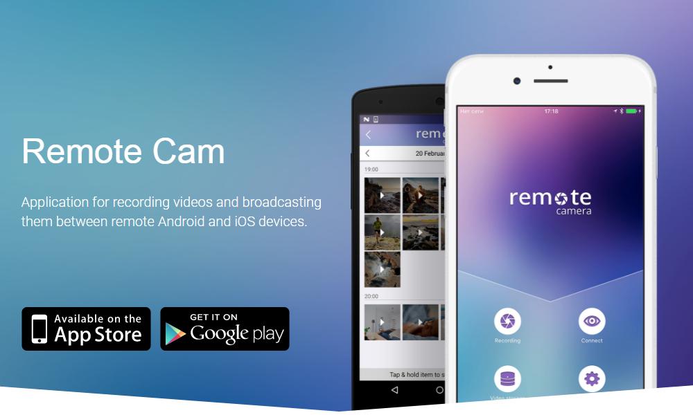 Remote Cam Control