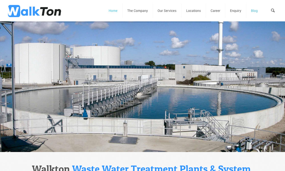 Walkton | Wastewater Treatment Services
