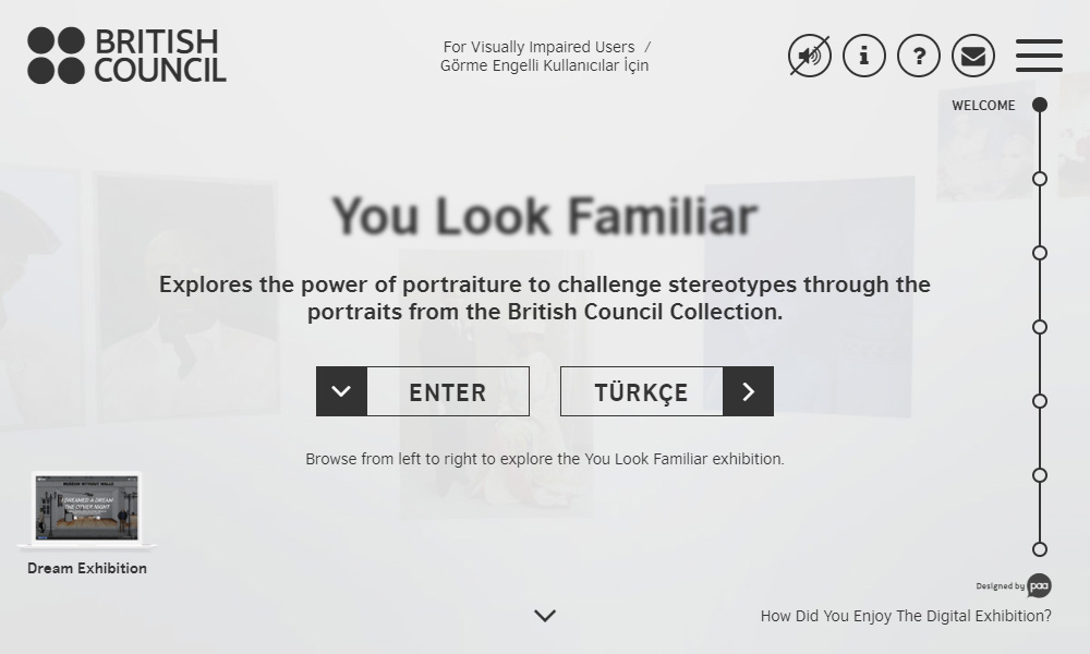 You Look Familiar | British Council Türkiye