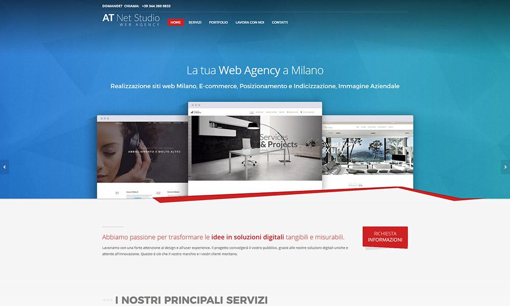 ATNet Studio Web Agency
