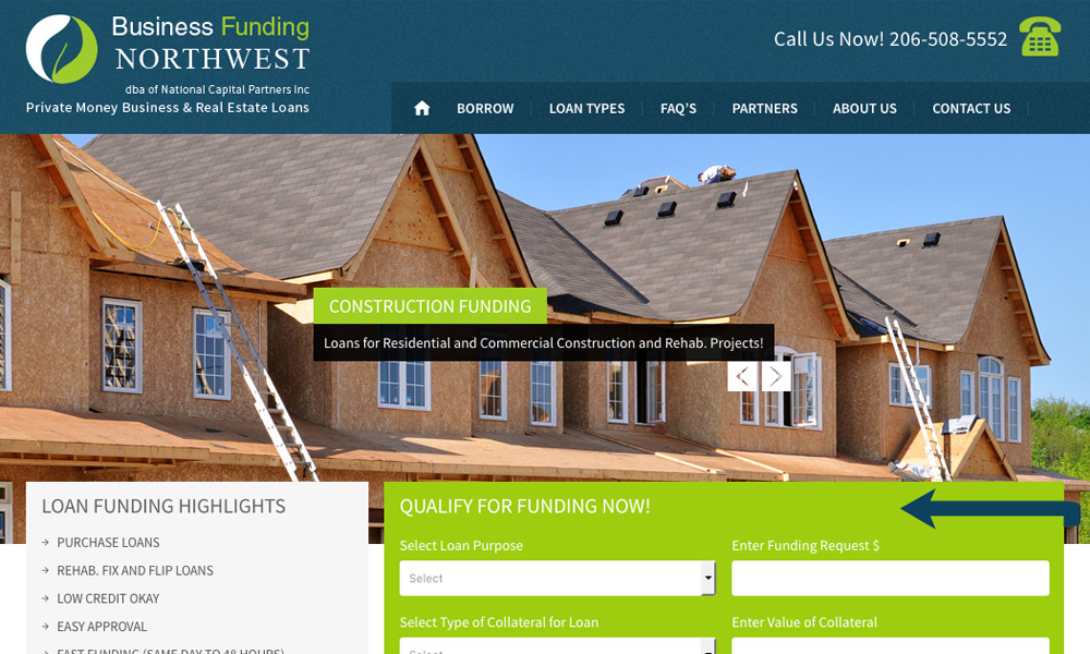 Business Funding Northwest