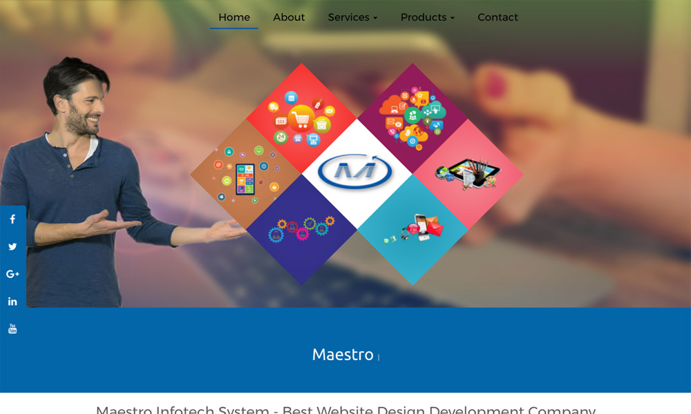 Maestro Infotech System