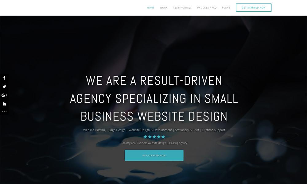 My Website Created