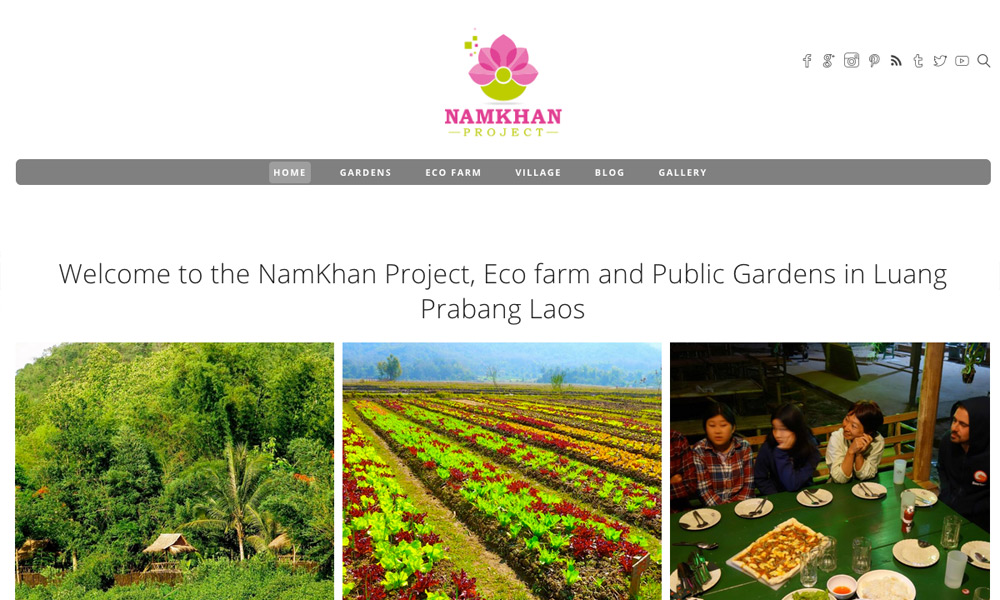Namkhan Project