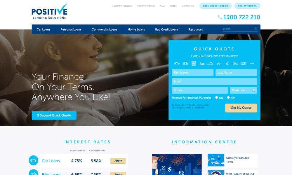 Positive  Lending Solutions