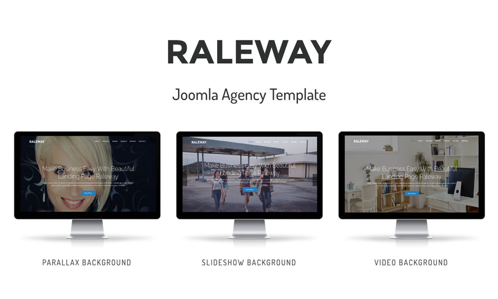 Raleway - Responsive Drag And Drop Multipurpose Theme