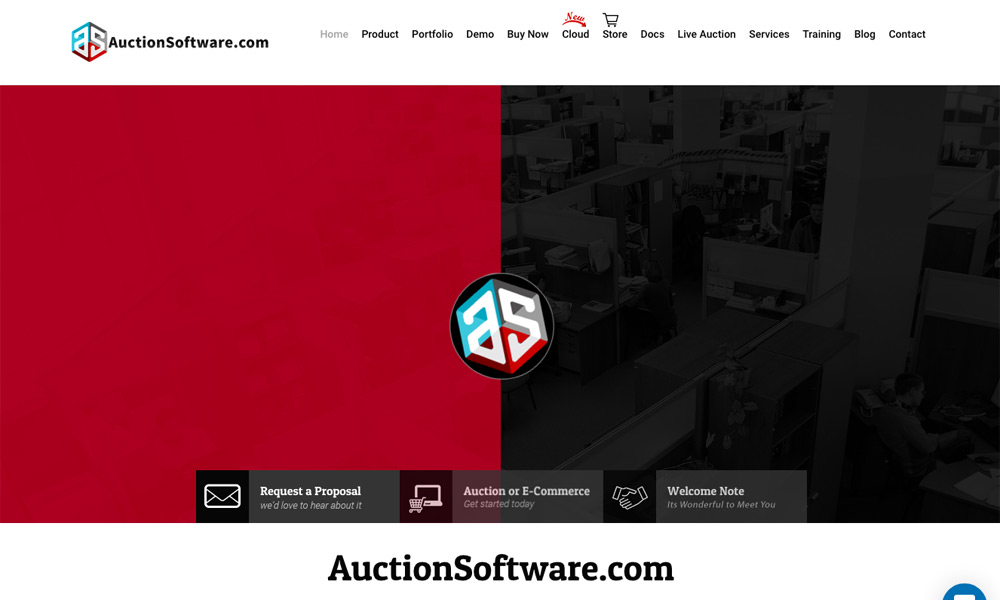 AuctionSoftware