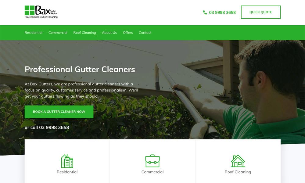 Bax Gutter Solutions