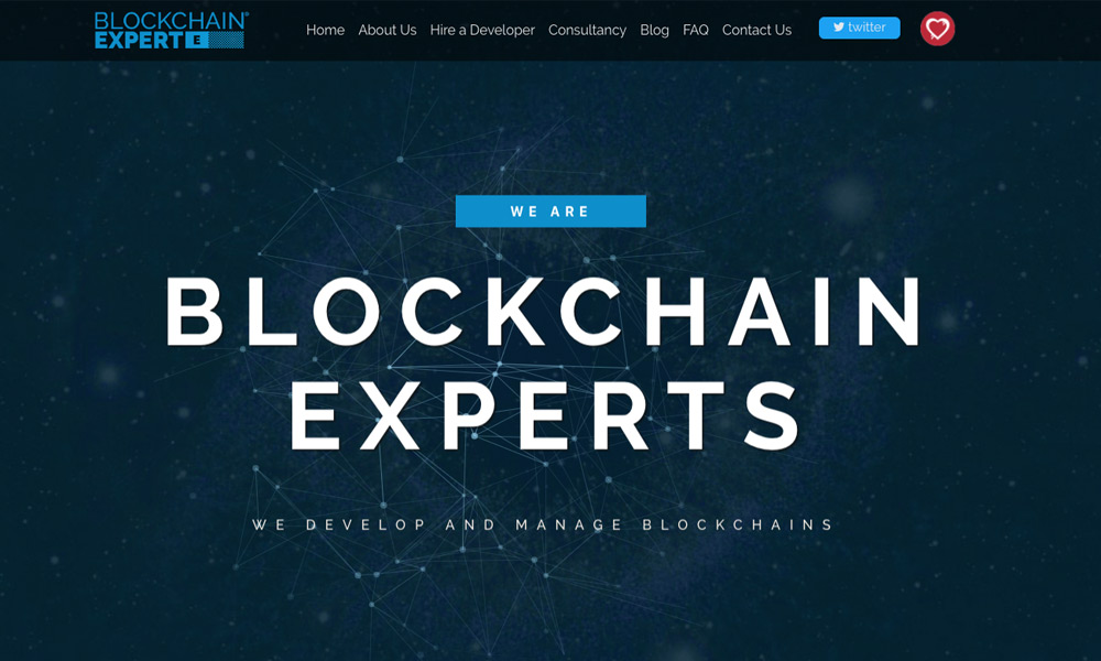 BLOCKCHAIN EXPERTS
