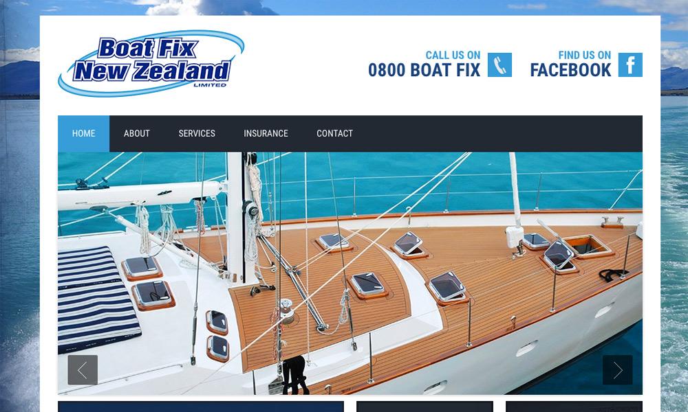 Boat Fix NZ Limited