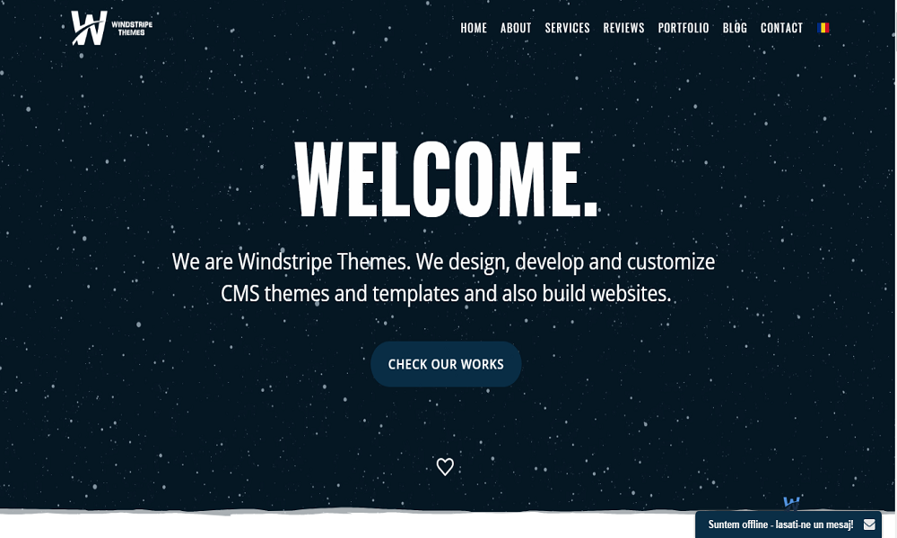 Windstripe Themes - Full Website Services (Joomla, Templates, Themes)