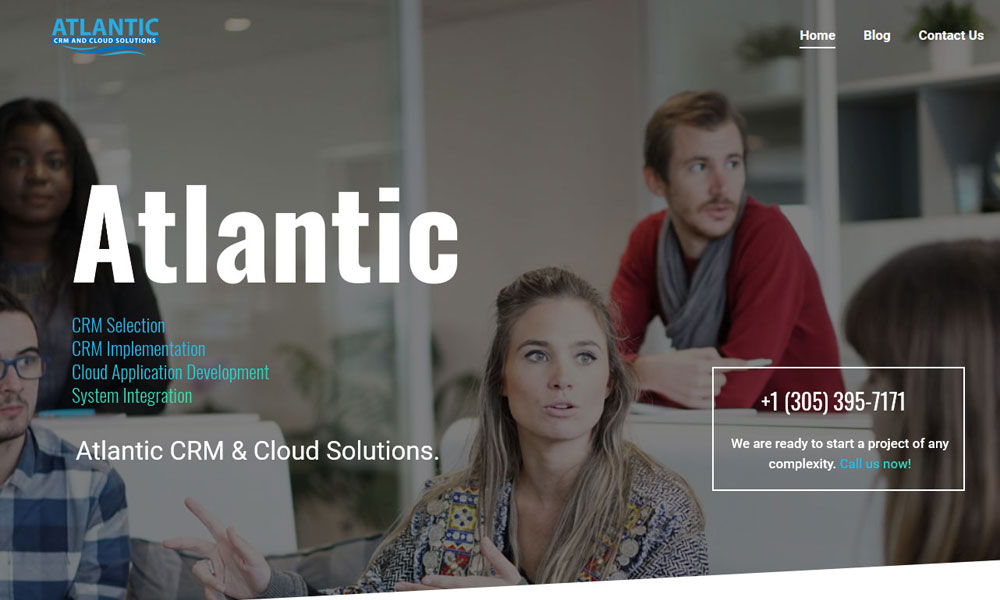 Atlantic CRM & Cloud Solutions