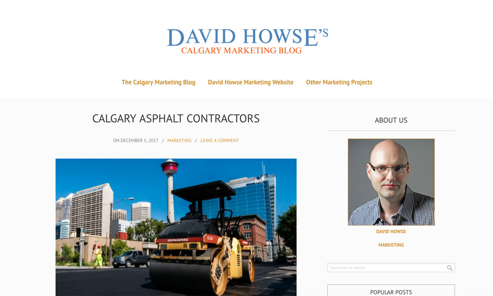 David Howse Marketing