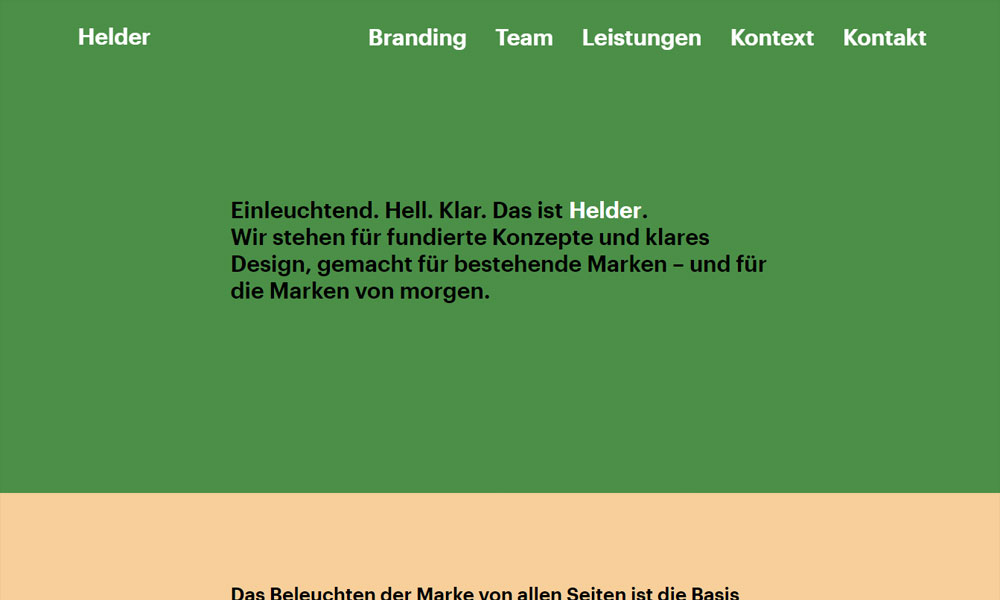Helder Corporate Identities