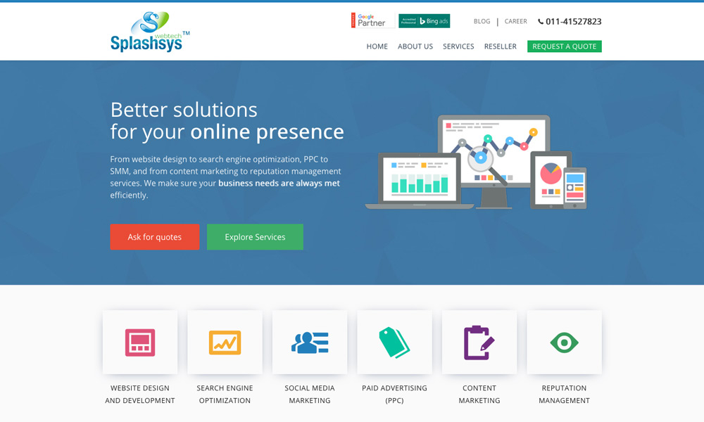Splashsys Webtech