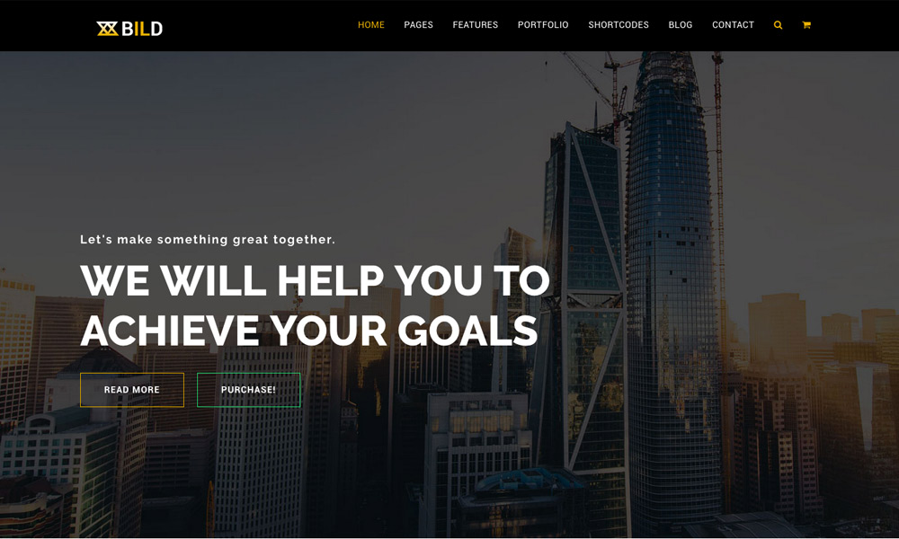 Bild | Building, Construction Multi-Purpose Helix Ultimate Joomla Theme With Page Builder