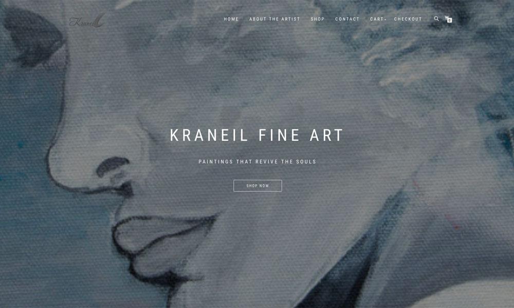 Kraneil Fine Art Gallery