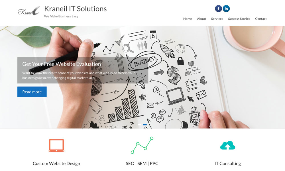 Kraneil IT Solutions