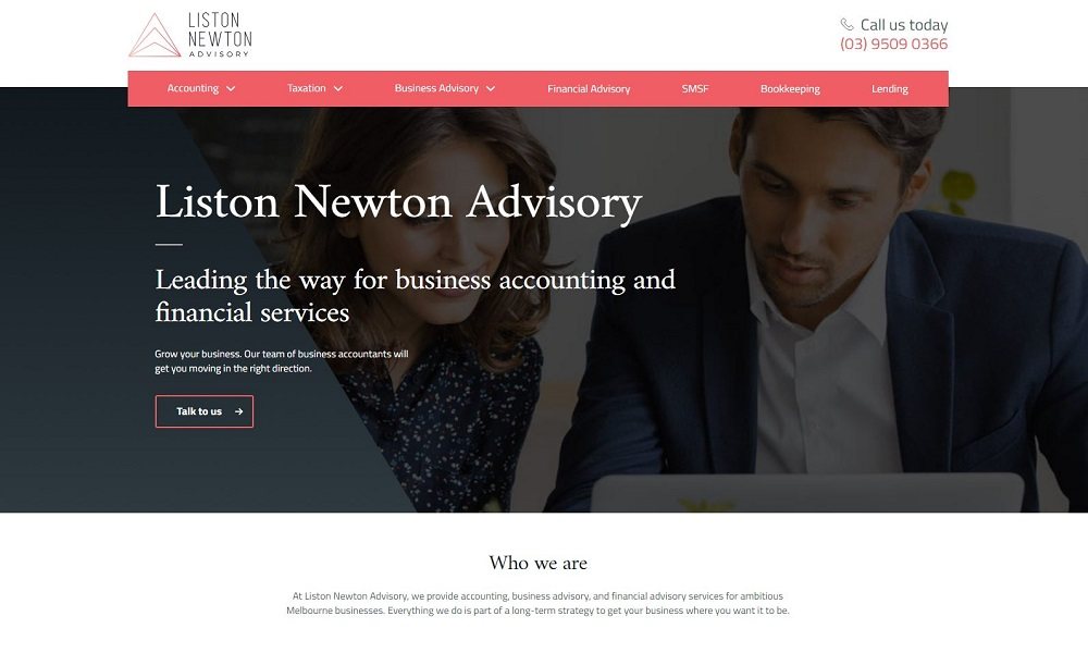 Liston Newton Advisory