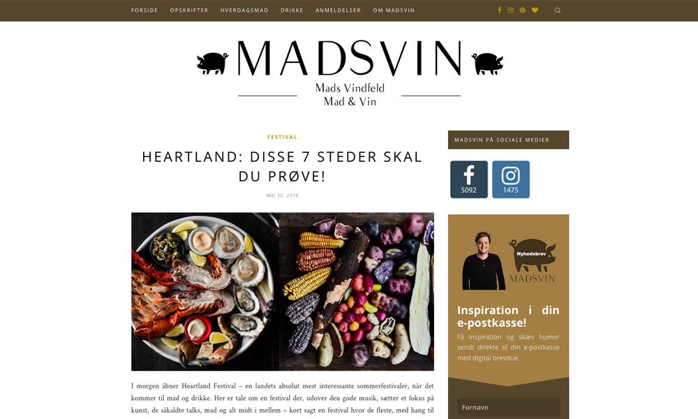 Madsvin.com - En blog om mad og vin