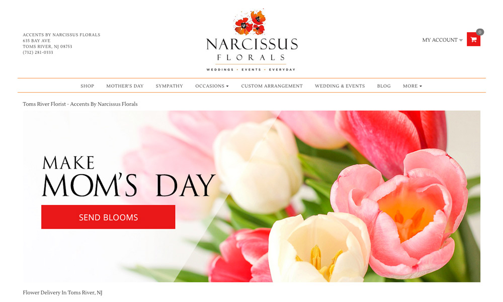 Narcissus Florals