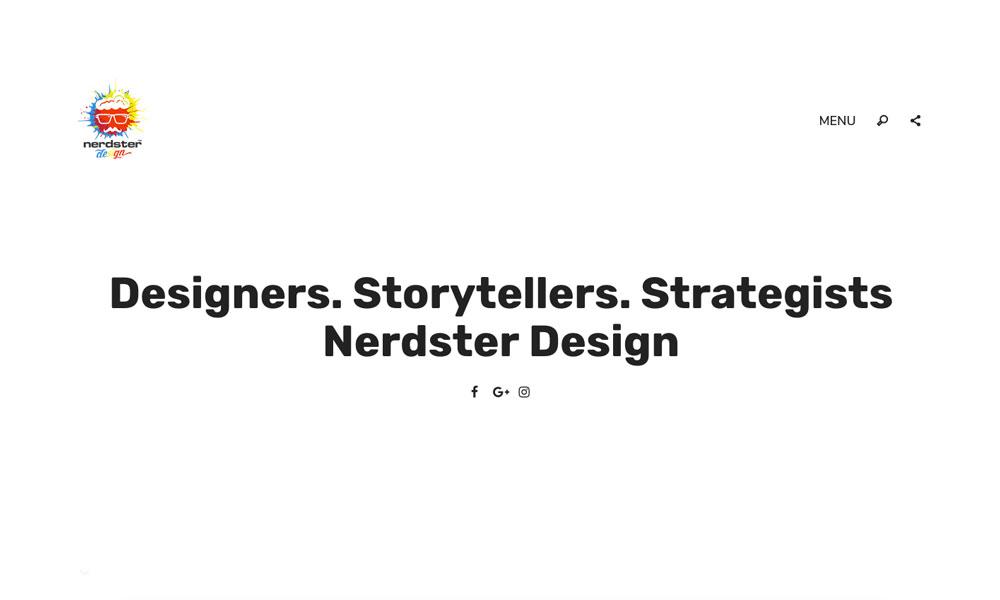 Nerdster Design