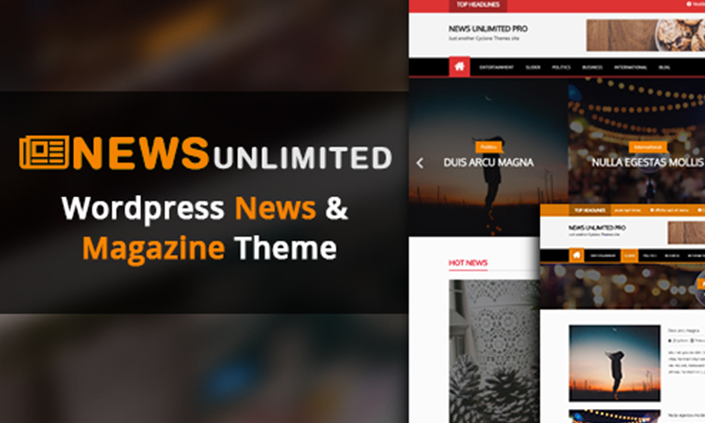 News Unlimited Pro