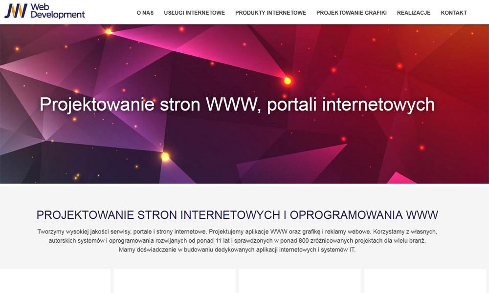 Projektowanie stron Toruń