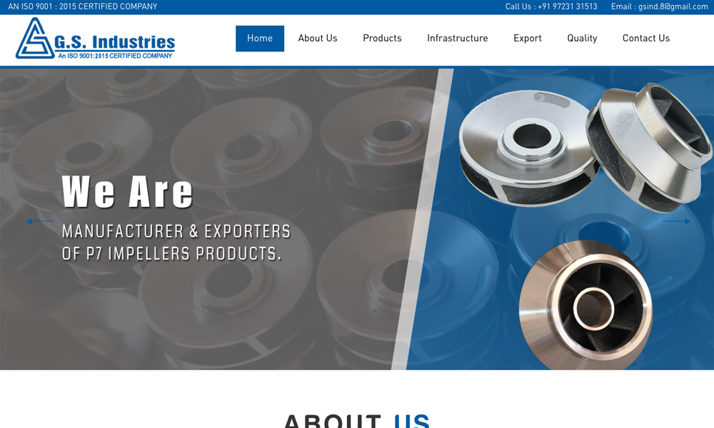 Pump Impellers India