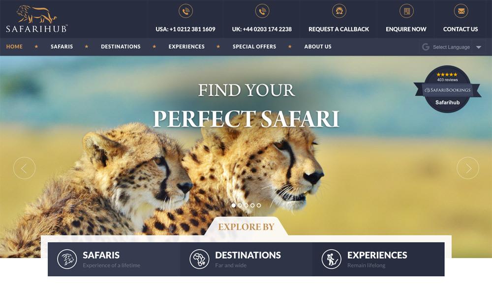 Safari Hub
