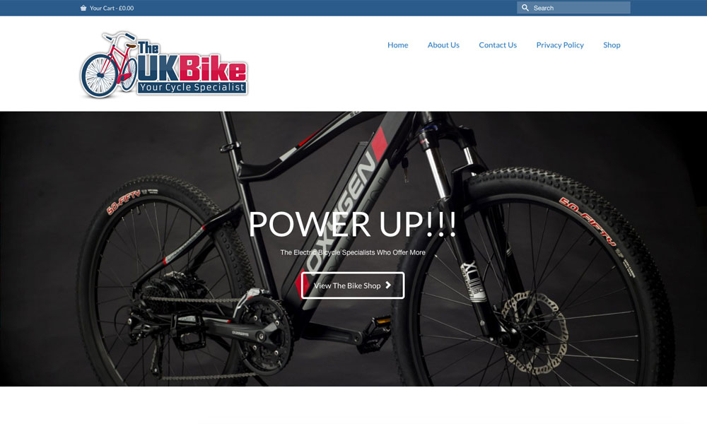 The UK Bike Site