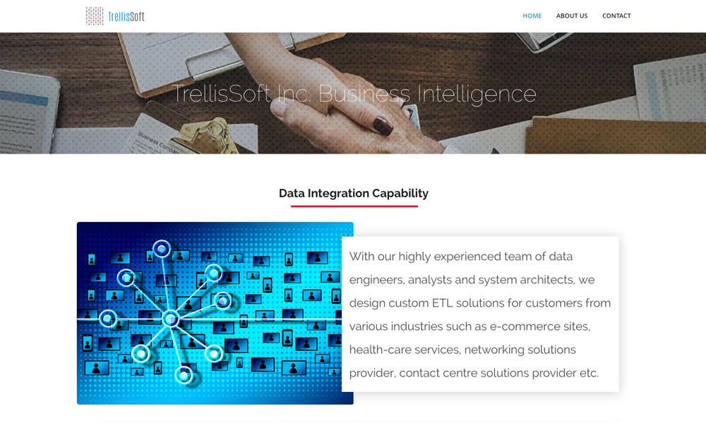 Business Intelligence - TrellisSoft Inc